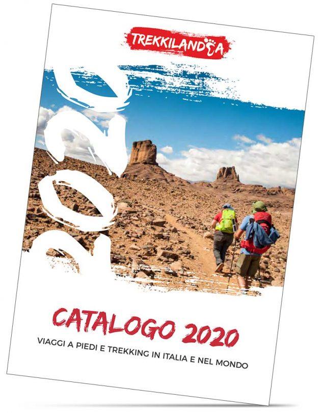 Catalogo viaggi Trekkilandia