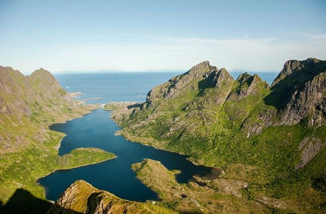 Panorama-alle-Isole-Lofoten