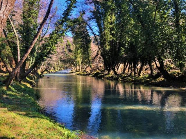 fiume-bussento-cammino-di-san-nilo-cilento-bizantino